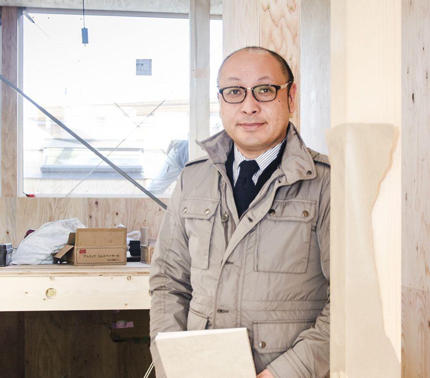 代表取締役社長 工藤 孝史