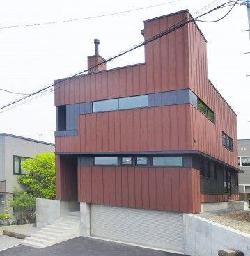 札幌市中央区 S邸 新築工事