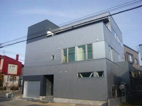 札幌市北区 S邸 新築工事